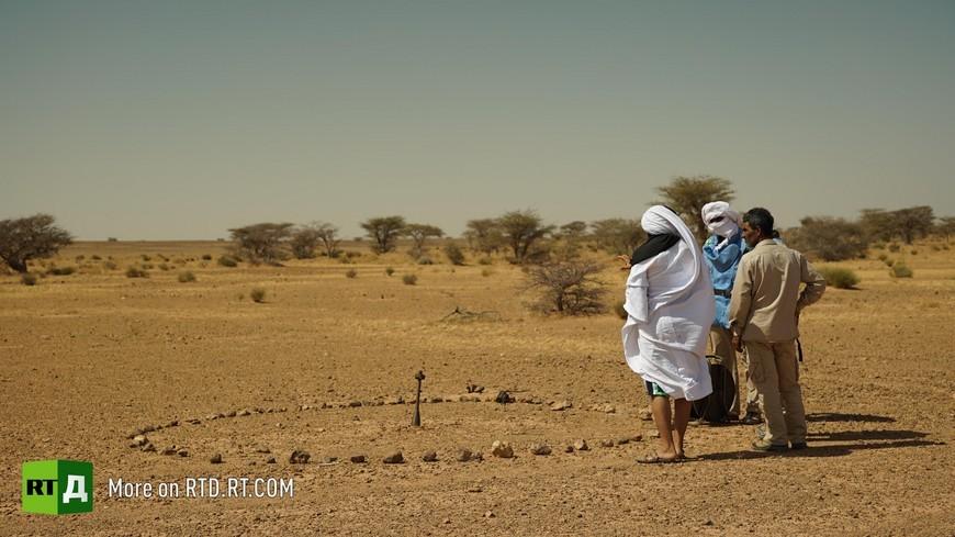 demining Western Sahara