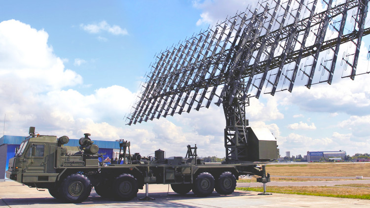 Nebo M Radar Complex The Stealth Buster Multi Range