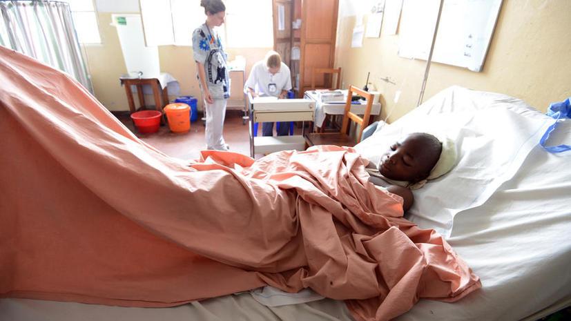 Каждый месяц в Конго насилуют 300 человек