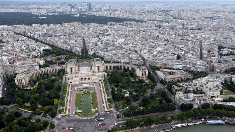 Во Франции появится Большой Париж