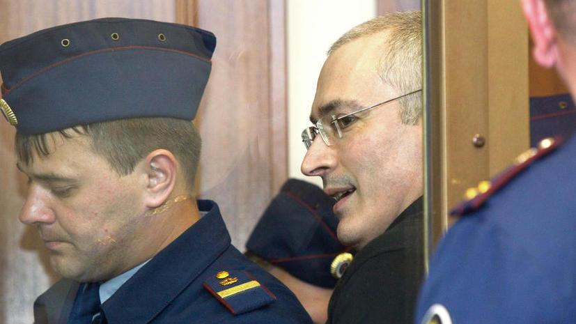 Михаил Ходорковский мог покинуть колонию на вертолёте