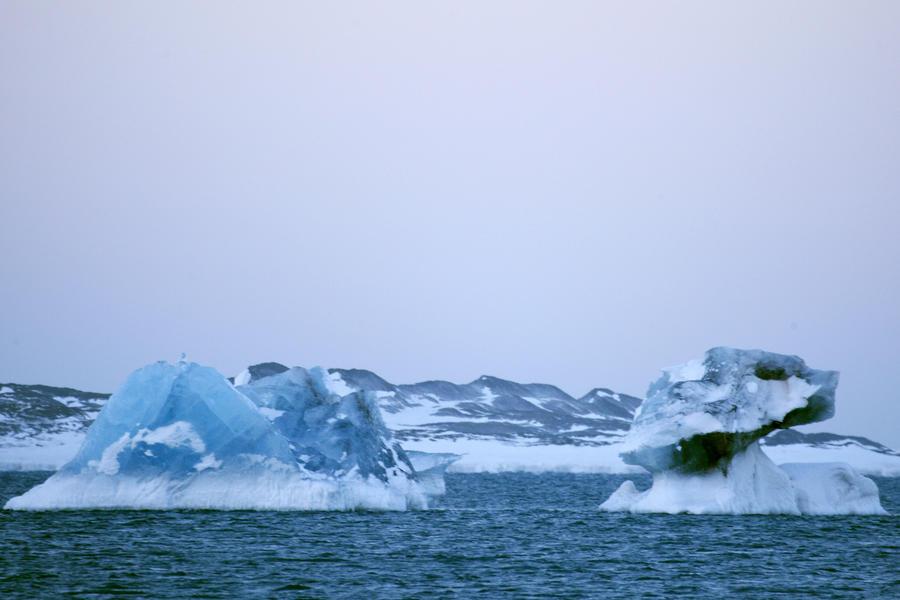 Ученые: процесс химических загрязнений арктических морей необратим