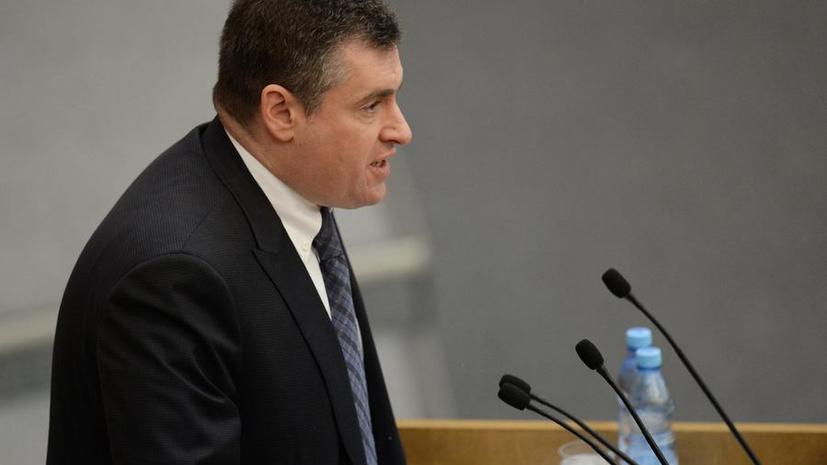 Леонид Слуцкий: СБУ не помешает российским СМИ объективно освещать ситуацию на Украине
