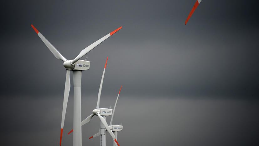 США и Европа наперегонки разрабатывают новые ветряные мельницы