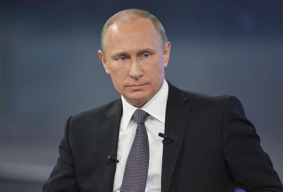 Владимир Путин назвал диалог между Киевом и Донбассом главным условием урегулирования на Украине