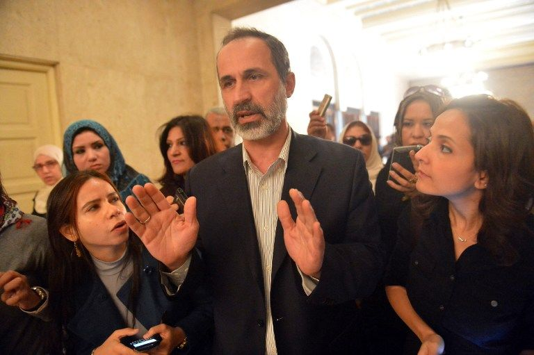 Сирийская оппозиция отказывается от международных переговоров
