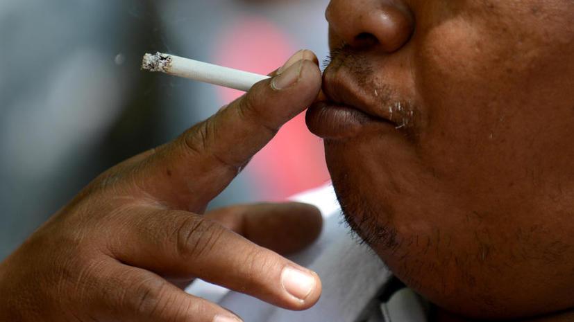 Власти США выделят $270 млн на изучение вреда курения
