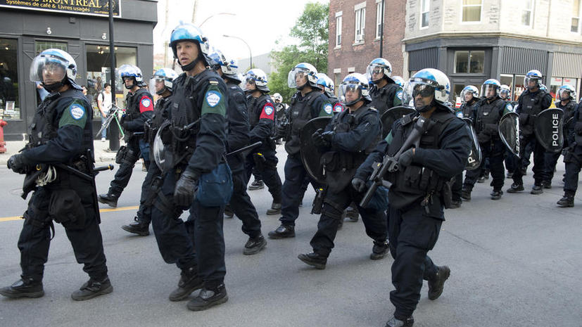Канадским спецслужбам удалось предотвратить «крупный теракт»