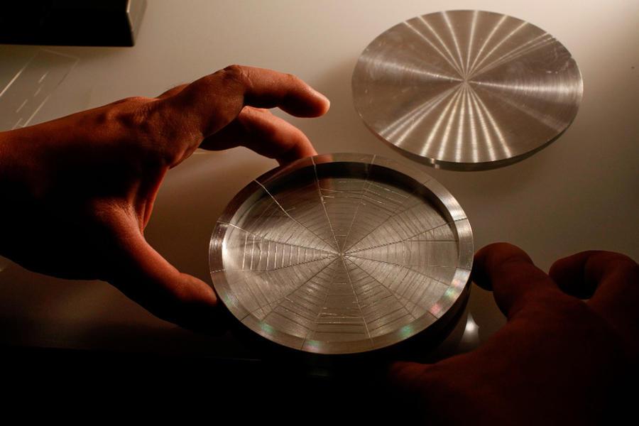Американские учёные при помощи 3D-принтера воссоздали паучью сеть
