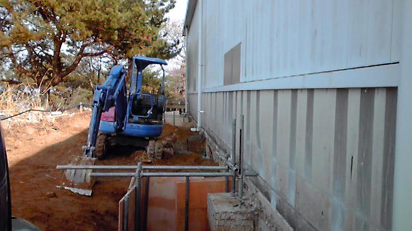 В районе аварийной АЭС Фукусима в Японии начали откачку грунтовых вод