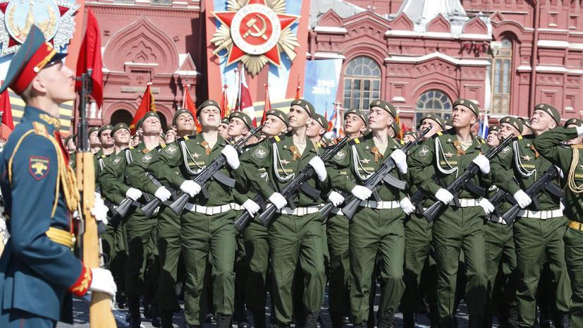 The Financial Times: Роль советского народа в победе над фашизмом никем не должна быть забыта