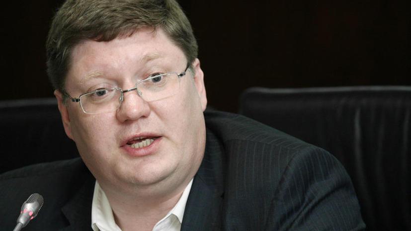 Депутат Андрей Исаев подал в отставку с поста замсекретаря генсовета «Единой России»