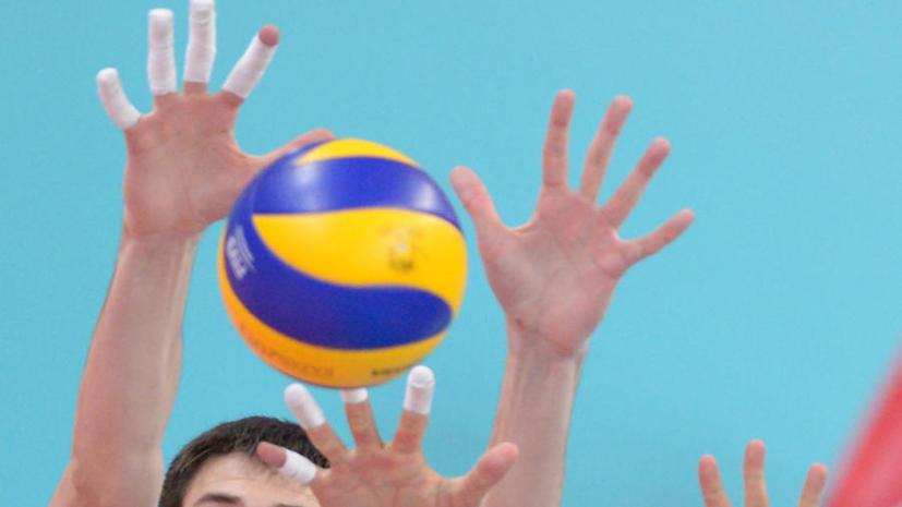 Российские юниоры выиграли Чемпионат мира по волейболу