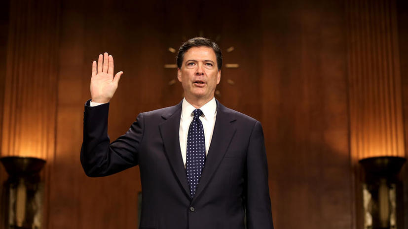 Сенат США одобрил кандидатуру Джеймса Коми на пост главы ФБР