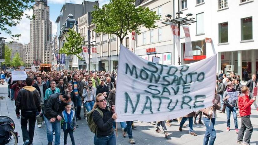 Поставщик продуктов ГМО приобрёл компанию по мониторингу климата