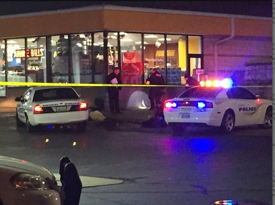 В американском Сент-Луисе полицейский застрелил темнокожего подростка