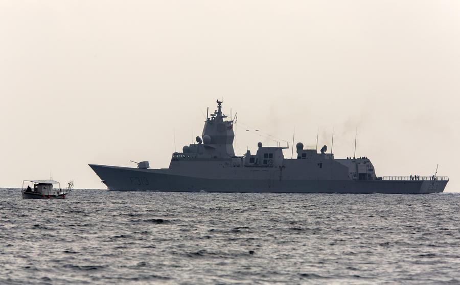 Корабли Дании и Норвегии отправились c Кипра за сирийским химоружием