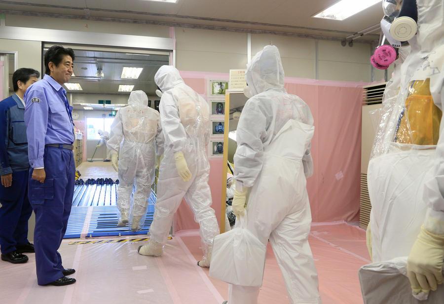 Авария на «Фукусиме» погубила свыше 1,5 тыс. человек