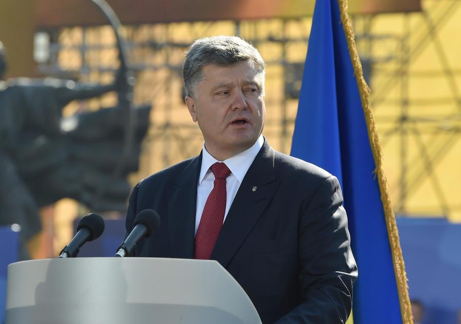 Американские СМИ: Украиной правит не Пётр Порошенко, а коррупция и олигархи