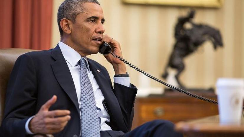 Журналисты обвинили Барака Обаму в наступлении на свободу слова