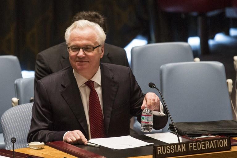 Виталий Чуркин: После выборов на Украине можно ожидать серьёзных столкновений внутри киевской элиты