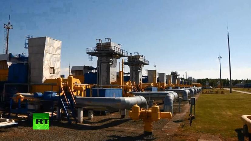 Киев не смог выторговать снижение цены на российский природный газ