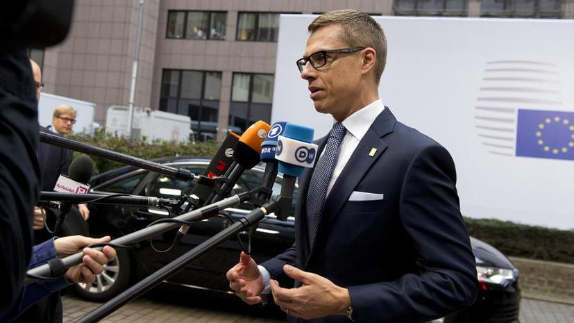 Финляндия заявила о важности хороших отношений с Россией