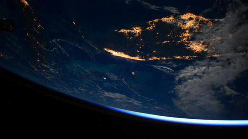 Астронавт NASA публикует невероятные фотографии Земли с МКС в рамках своего онлайн проекта