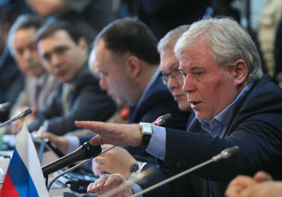 Анатолий Кучерена: США не проявляют интереса к Сноудену