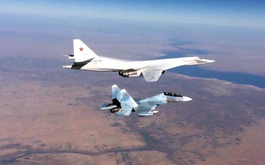 Авиация РФ в Сирии за сутки уничтожила 320 боевиков и более 30 единиц техники