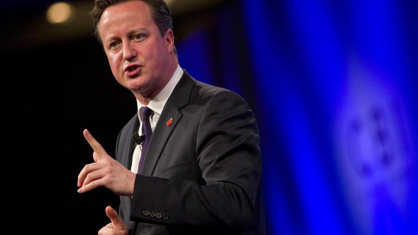 Дэвид Кэмерон пригрозил России ужесточением санкций
