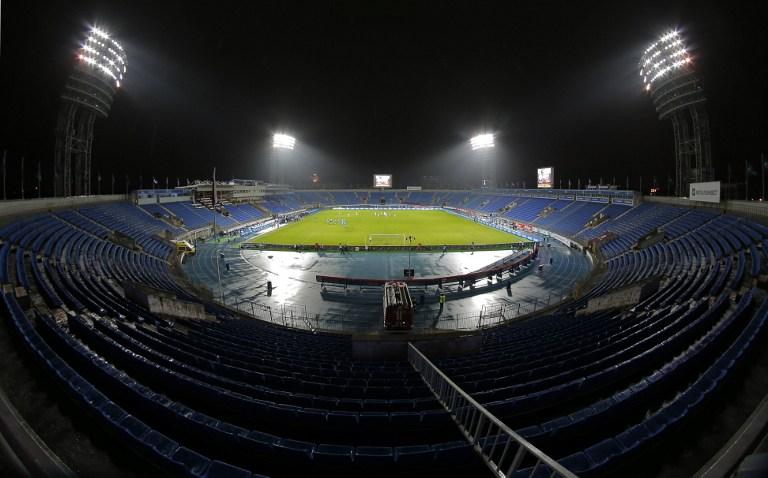 «Зенит» и ЦСКА сыграли вничью при пустых трибунах