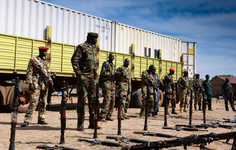 Совбез ООН возмущён тем, что власти Южного Судана не расследуют нападение на базу миротворцев