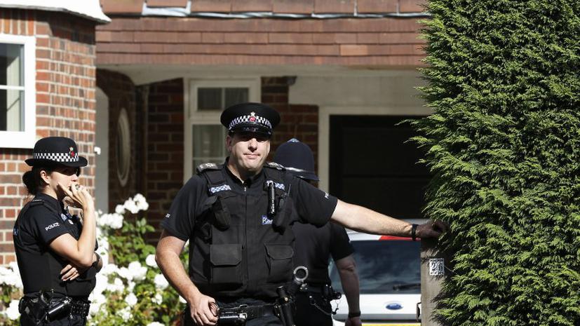 Английскую полицию оштрафовали за перевыполнение плана по задержанным