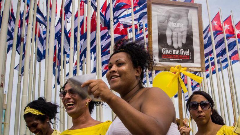 Куба встретила освобождённых из США разведчиков «антиимпериалистическим» концертом