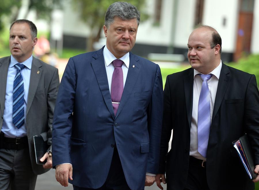 В администрации Порошенко разделяют мнение главы польского МИД об освобождении Освенцима
