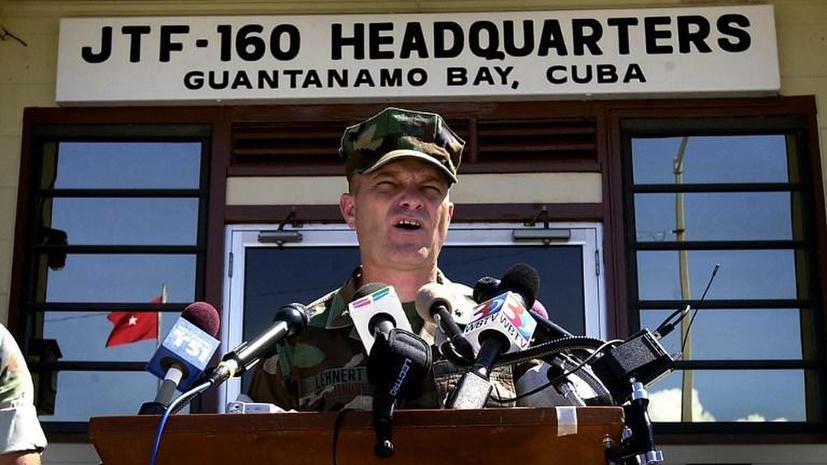 Американский генерал, открывший тюрьму в Гуантанамо, призвал закрыть её