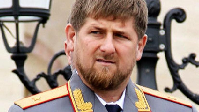 Рамзану Кадырову не дадут микрофон в Махачкале на матче «Терека» и «Зенита»