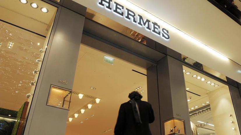 Дом моды Hermes создал футболку за $91,5 тыс.