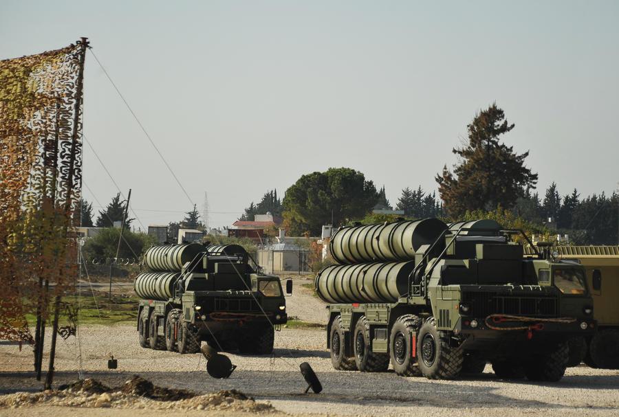 Товар лицом: после успеха С-400 в Сирии систему планируют закупить Китай и Индия