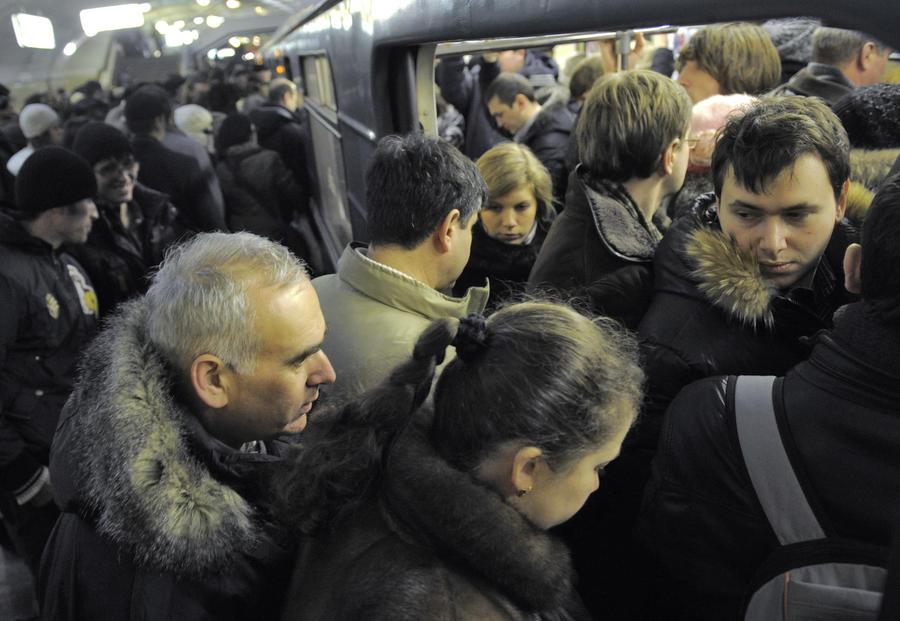 Карманников в московском метро поможет ловить интеллектуальная система безопасности