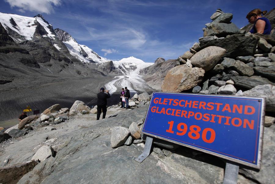 Геологи: Австрийские ледники могут полностью исчезнуть к 2050 году