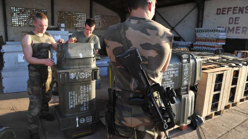 Мали: французские войска вступили в наземный бой с повстанцами