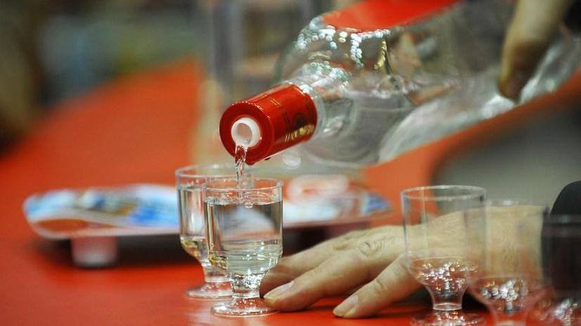 Благодаря россиянам, водка остаётся самым любимым алкогольным напитком в мире