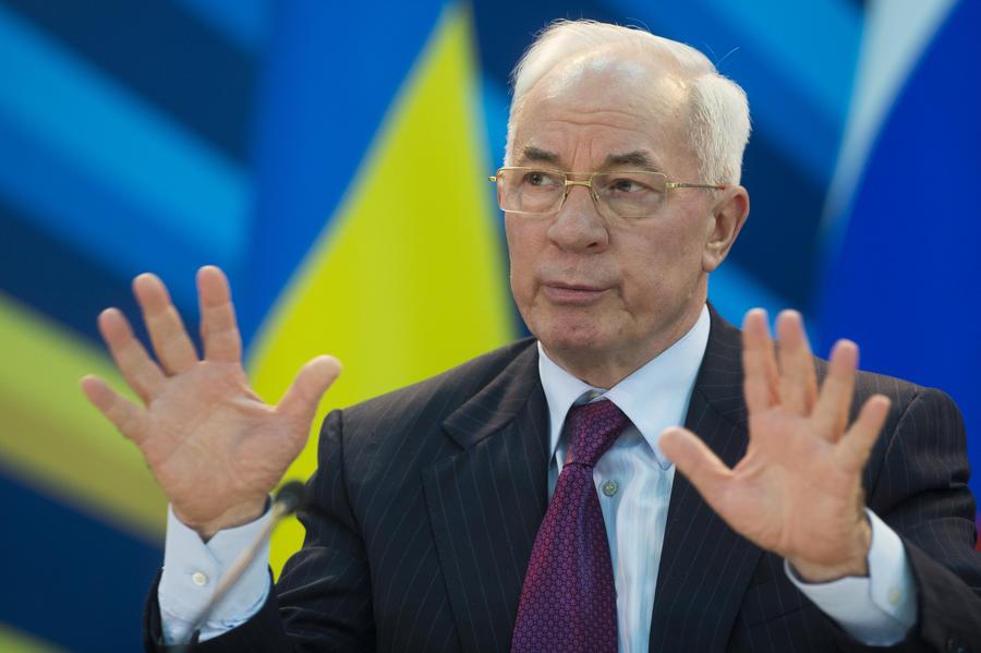 После разблокирования правительственного квартала Киева кабинет министров Украины работает в нормальном режиме