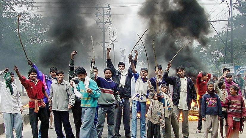 В Индии сотни человек приносят в жертву по обвинению в колдовстве