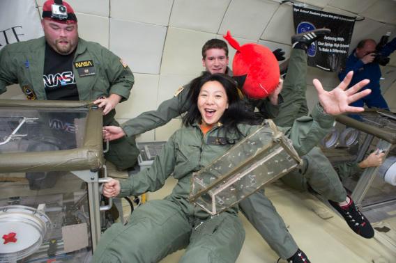NASA отправит в космос частные лаборатории