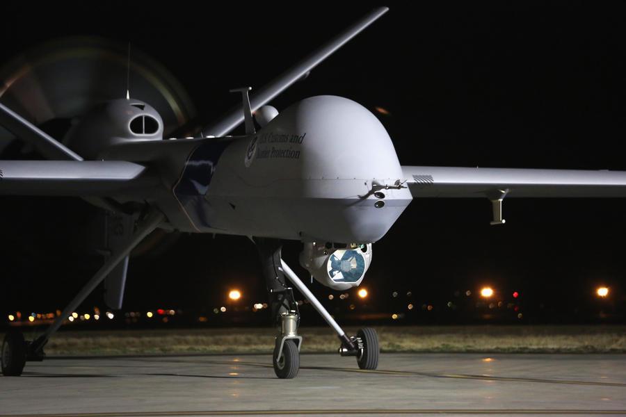 Пентагон возьмёт в свои руки управление беспилотниками