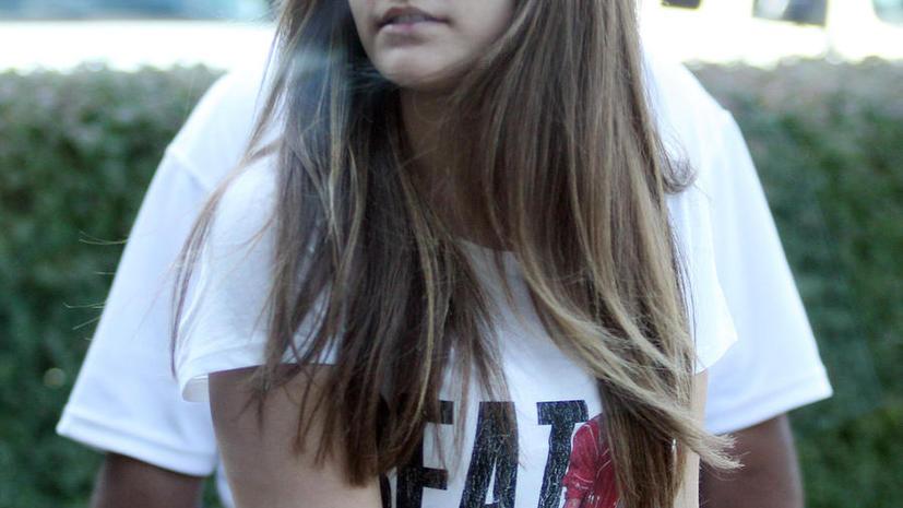 Дочь Майкла Джексона пыталась покончить с собой