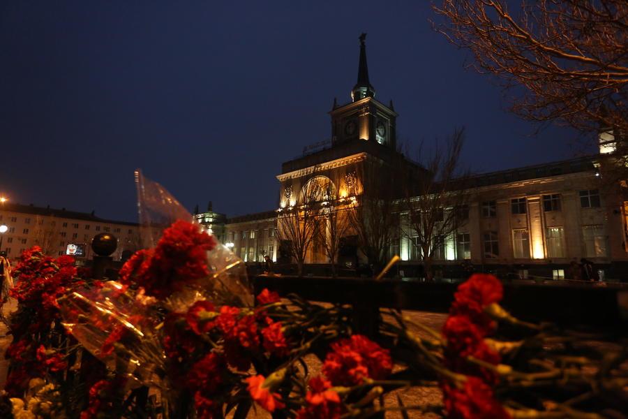 В Москве прошли обыски у родственников одного из подозреваемых в совершении теракта в Волгограде